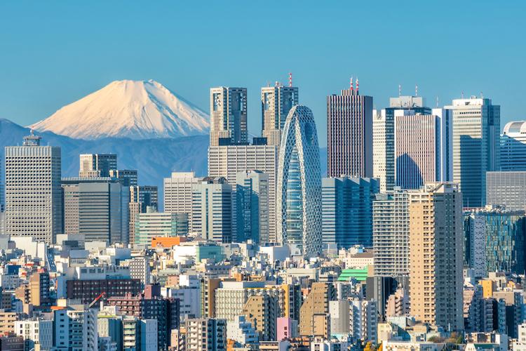 Tokio: Dort hat der Fonds bereits investiert.