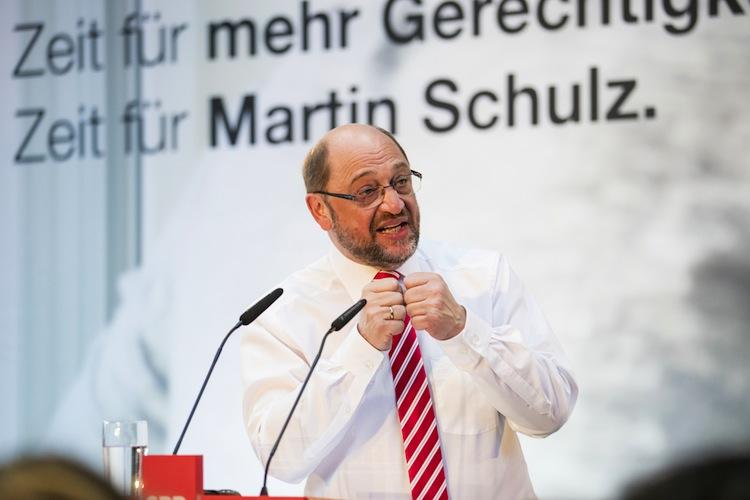 SPD-Kanzlerkandidat Martin Schulz will eine einheitliche Bürgerversicherung in Deutschland einführen.