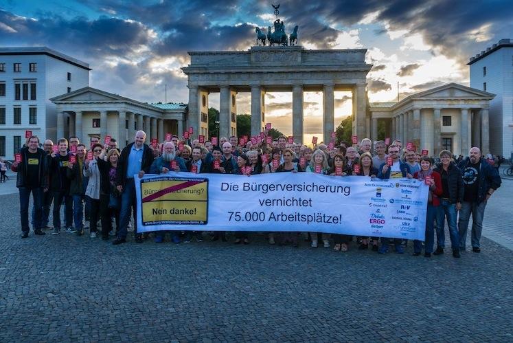 20170912 BI Berlin in Demo gegen Bürgerversicherung in Berlin