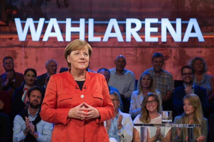 "AG in der ""Wahlarena"" der ARD"