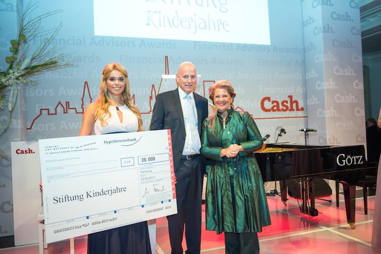 Charity in Cash.Gala 2017 – die Höhepunkte