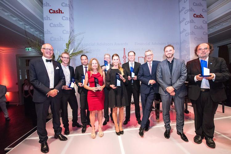 FAA-Sieger in Cash.Gala 2017 – die Höhepunkte