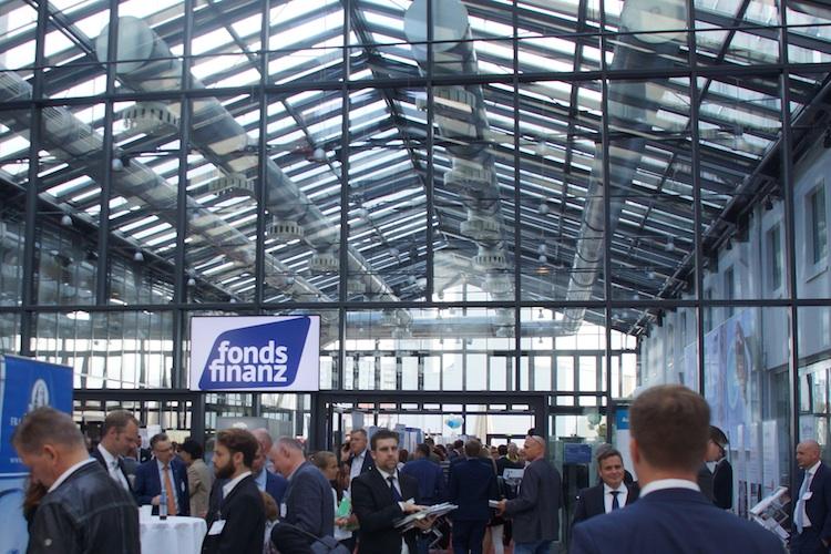 Hauptstadtmesse 2017: Fonds Finanz mehr als zufrieden