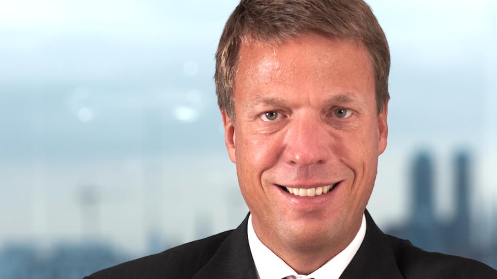 Vorstandsvorsitzender der WWK, Jürgen Schrameier