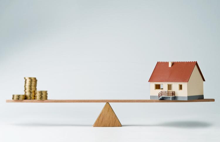 Baufinanzierung: Deutsche setzen mehr Eigenkapital ein