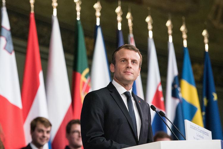 BNP Paribas rechnet mit Renditeschub dank Macron