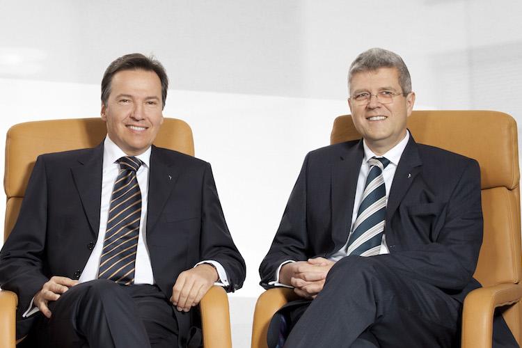 20121022-Wolfgang-Dippold-und-Juergen-Seeberger in Project-Gründer verlassen die Vorstands-Etagen