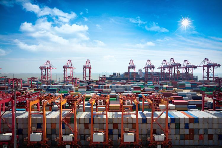 Shanghai in Weltwirtschaft: Zahl der Handelsabkommen sinkt