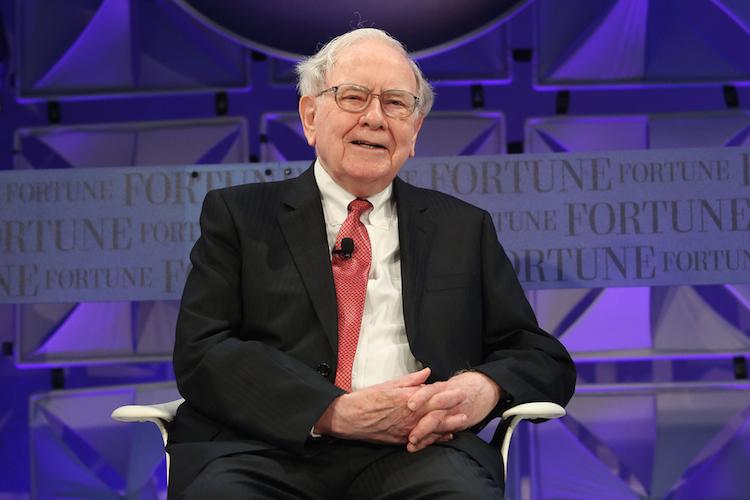 Buffett baut Beteiligung an Apple kräftig aus