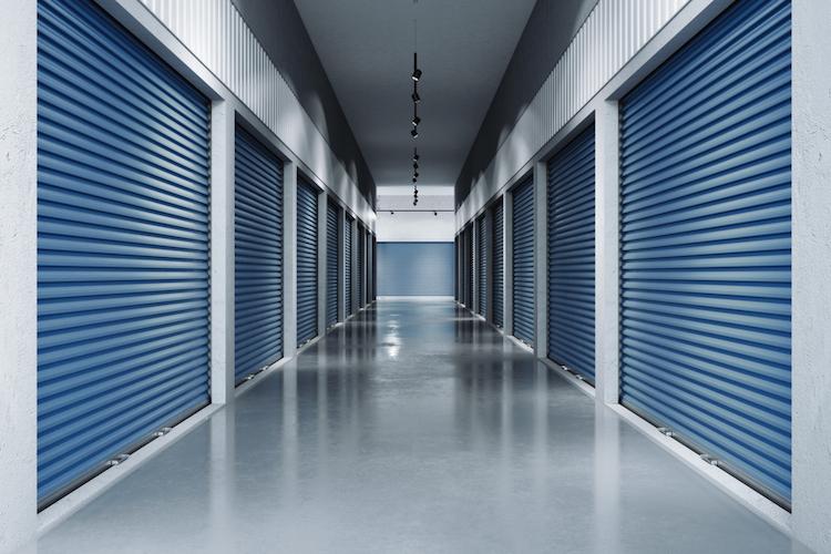 Self-storage-lager-shutterstock 660670522 in Mietlager profitieren von höheren Wohnkosten