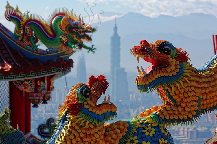 Shutterstock 517267261 in Allianz will Taiwan-Policen an China Life verkaufen