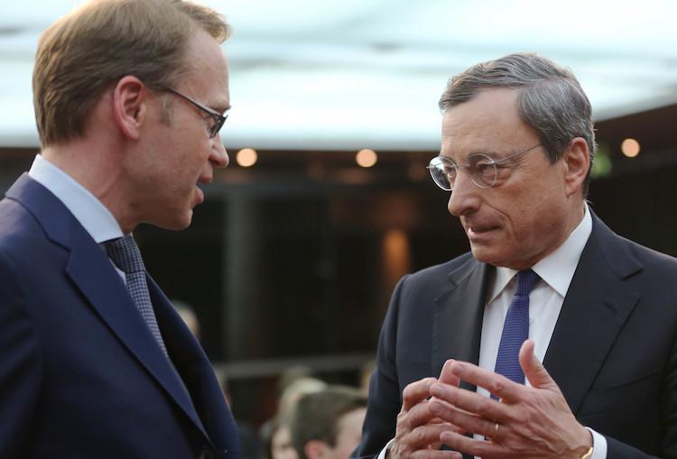 Draghi-Weidmann in Nominierungsprozess der EZB darf nicht zum politischen Kuhhandel werden