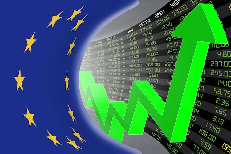 Europa-Kurve in Vier Tipps für Investments in Europa-Aktien