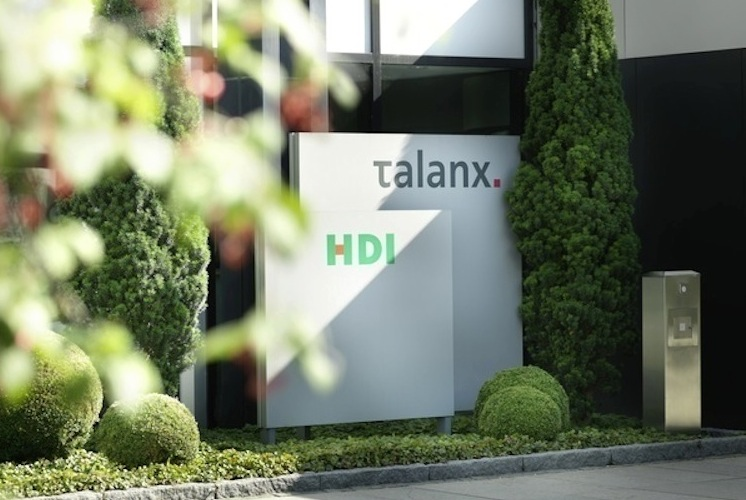HDI Aussenaufnahmen 8-2016 0379 in Talanx erwartet für 2018 wieder 850 Millionen Euro Gewinn
