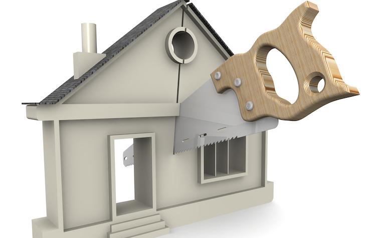 Haustrennung in Scheidung: So wird das Eigenheim nicht zum Zankapfel