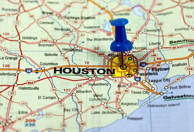"""Kanam-Objekt in Houston wurde von """"Harvey"""" verschont."""