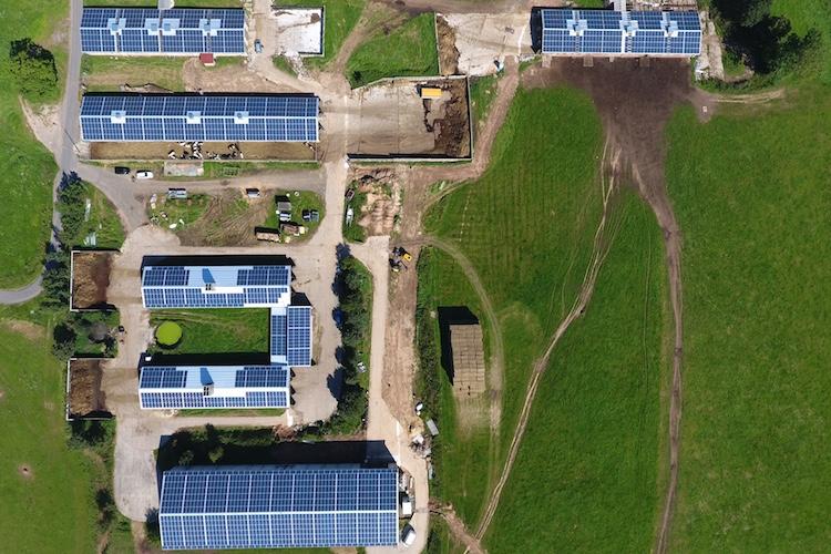 Luftbild 28 08 2017 ABT in Vier weitere Solar-Dachanlagen für Neitzel-Anleger