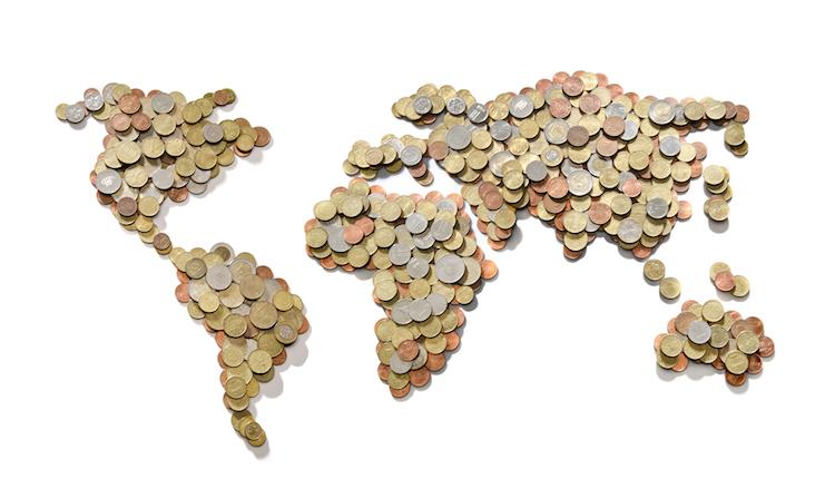 Verwaltetes Vermögen weltweit soll enorm wachsen.