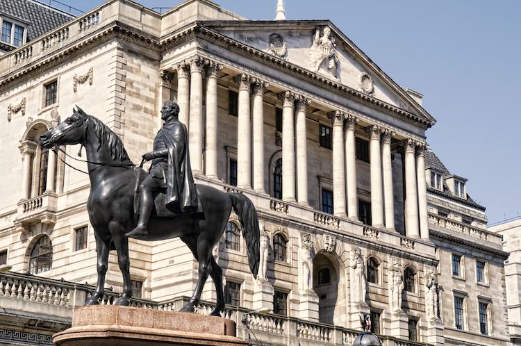 bank of england london BoE shutterstock_51907111