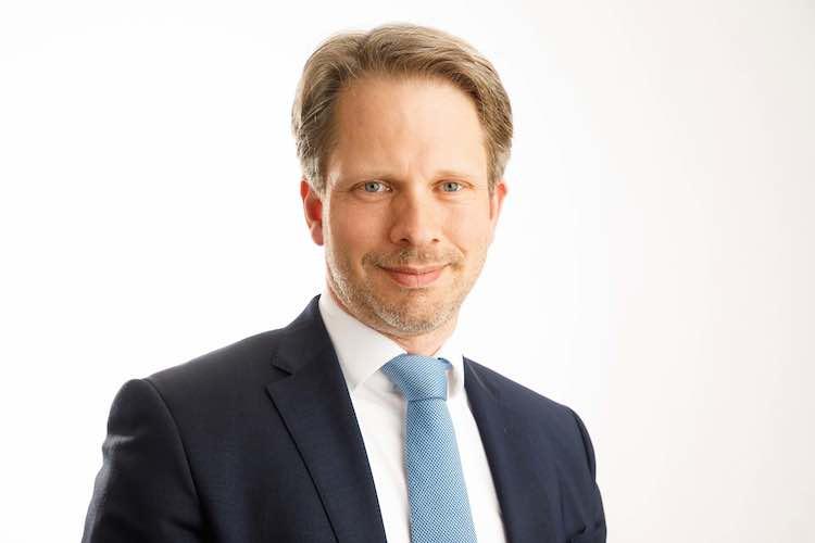 Northrail Van Laak Jens Web in Paribus stärkt sein Eisenbahn-Management