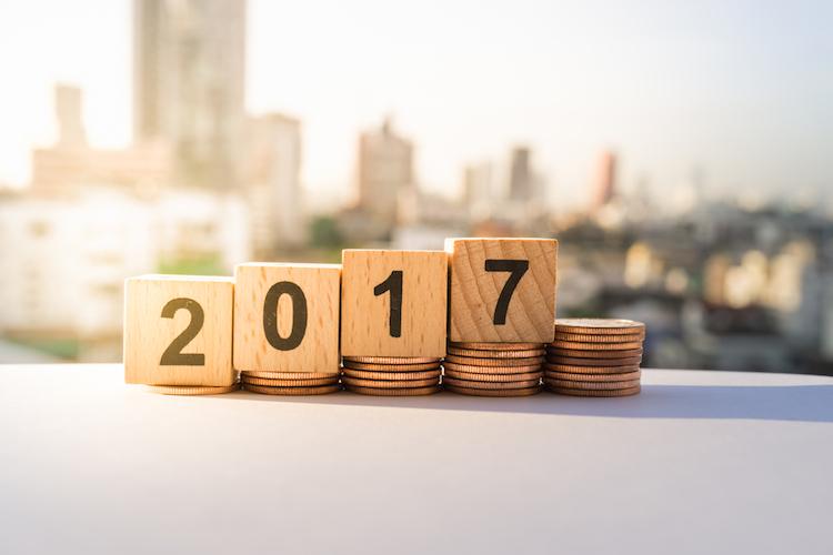 2017-shutterstock 546083584 in Das war das Investmentjahr 2017: Die fünf wichtigsten Trends