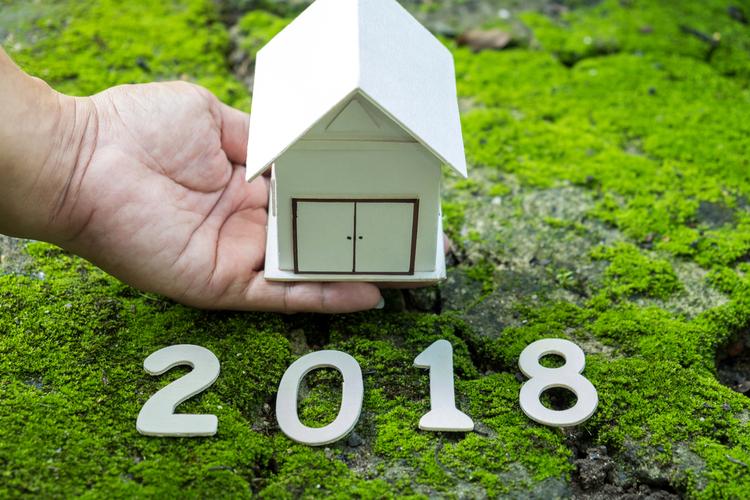 Immobilienfinanzierung: Was 2018 wichtig wird