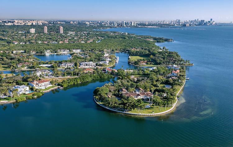 Miami in Top Ten der begehrtesten Städte für Luxusimmobilien