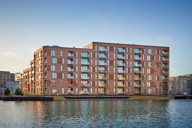Derzeit noch in der Platzierung: Wohnungen in Kopenhagen