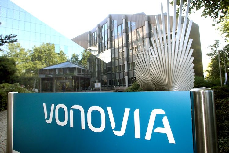 Deutschlands größter Wohnungskonzern Vonovia verdient mehr