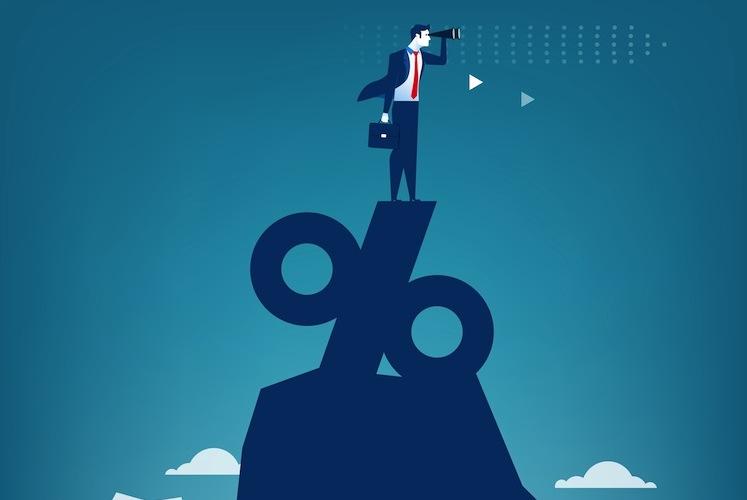 Shutterstock 586787480 in Niedrigzins bleibt größte Herausforderung