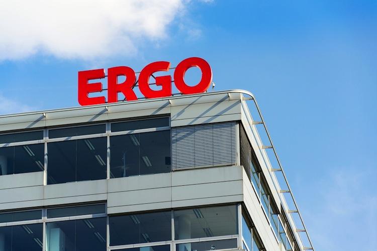 Shutterstock 736364860 in Ergo kappt Verzinsung 2018 nur teilweise