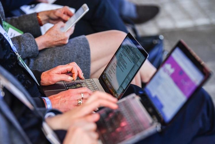 Digitalisierung: Auf allen Kanälen