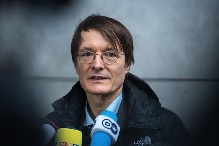 """Karl Lauterbach: """"Wir vertreten bei diesen Verhandlungen 90 Prozent der Bürger."""""""