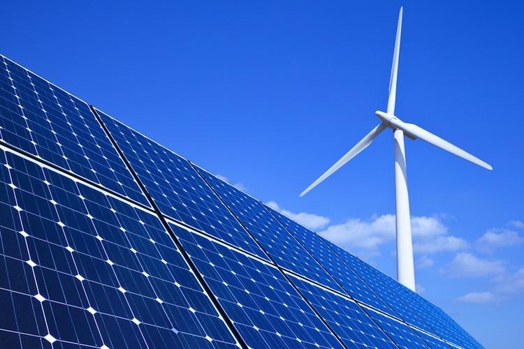 Erneuerbare-Energien in Ökostrom-Produktion legt 2017 um ein Fünftel zu