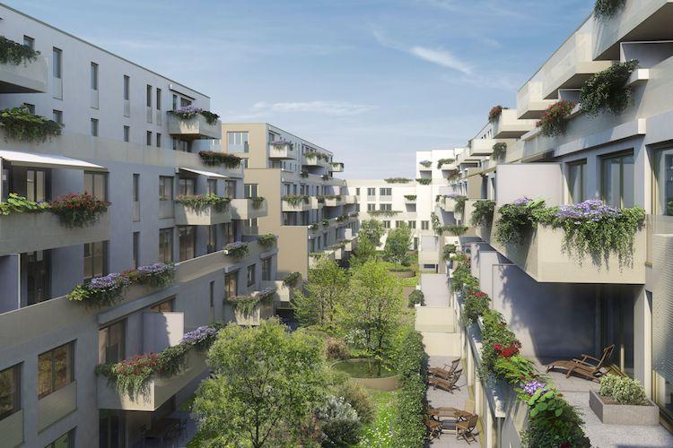 PATRIZIA PGK Dresden in Patrizia bindet zwei weitere Fondsobjekte an