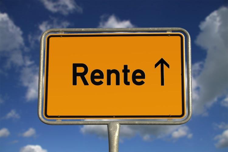 """Rente in Die Rente ist Bilanz einer Lebensleistung"""""""