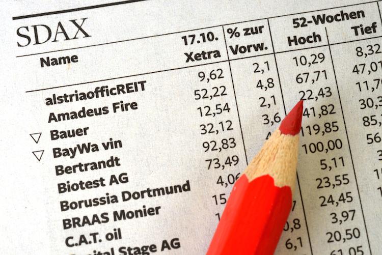 S-Dax in So behalten Sie bei Börsengängen von Small Caps die Risikoquellen im Blick