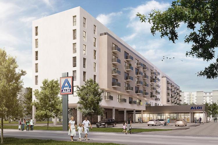 Aldi Nord Wohnungen Berlin in Aldi will insgesamt 2.000 Wohnungen in Berlin bauen