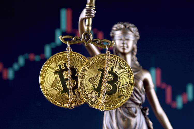 Bitcoin-krypto-regulation-verbot-regulierung-gesetz-shutterstock 776497771 in Bundesbank-Vorstand: Bitcoin-Regulierung ist nur eine Frage der Zeit
