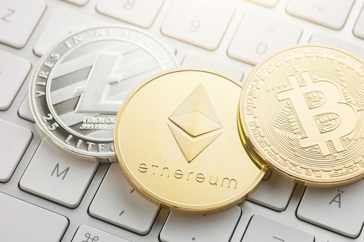 Krypto-ethereum-litecoin-bitcoin-shutterstock 687488425 in Krypto-Revolution wird tiefe Spuren hinterlassen