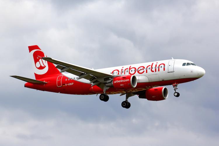Shutterstock 272014649 in CFB-Anleger kommen heil aus der Air-Berlin-Pleite heraus