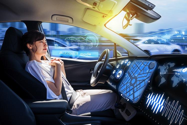 Shutterstock 701942455 in Digitalisierung und Mobilitität: Jeder Dritte würde ein autonomes Auto kaufen