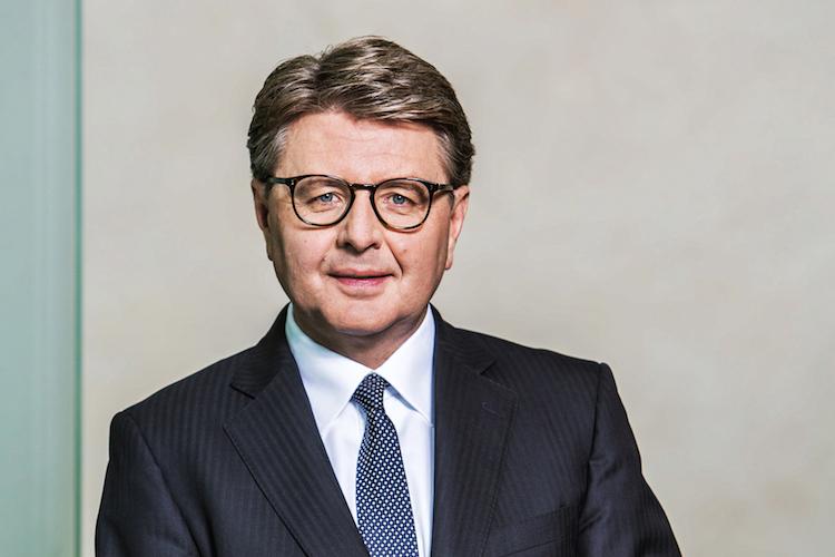 Theodor-weimer-hoch in Vorstand der Deutschen Börse gesteht Fehler