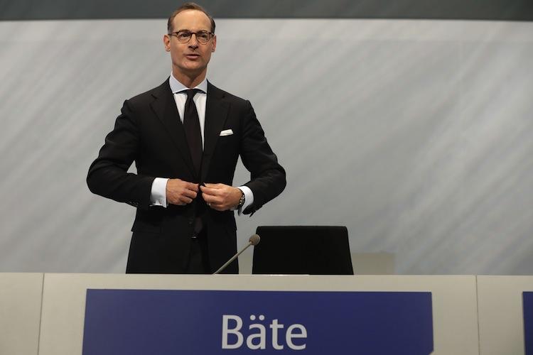 90346242 in Allianz-Chef Bäte in Davos: Regierungen haben beim Klimaschutz Anschluss verloren