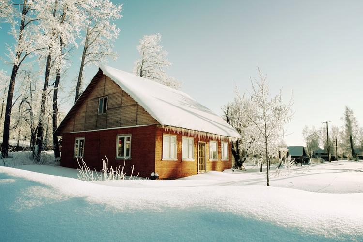 Winter in Immobilienwintercheck: So gibts keinen Ärger mit der Versicherung