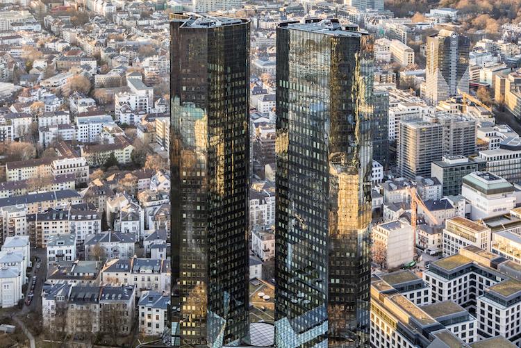 Deutsche-bank-frankfurt-shutterstock 620404469 in Hauptaktionär der Deutschen Bank reduziert Beteiligung erneut