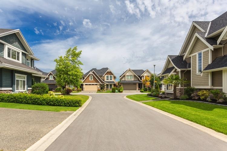 Usa-home-sales-shutt 523424383 in USA: Häuserpreise steigen schwächer als erwartet