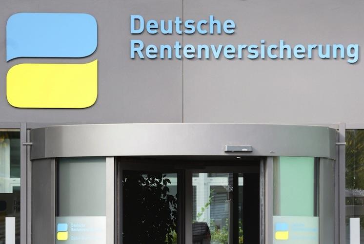 63455302 in Coronakrise: Wieder erste Erholung bei Beitragseinnahmen der Rentenkasse