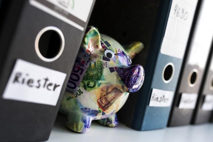 94962464 in Riester-Rente soll entschlackt werden