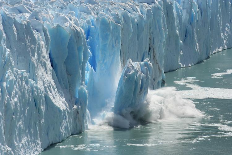 Eisberg in Klimakonferenz 2017 in Bonn mit zufriedenstellenden Ergebnissen?